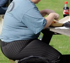Laparoscopic gastric bypass surgery helps man shed obesity